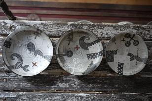 ②皿・平鉢=ウエダ キヨアキさんの器が追加入荷しました!_f0226293_905819.jpg