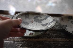 ②皿・平鉢=ウエダ キヨアキさんの器が追加入荷しました!_f0226293_911198.jpg