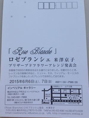 第6回 発表会の御礼_c0195496_160381.jpg