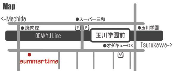 玉川学園前サマータイム夏の定期ライブ_f0196496_9144572.jpg
