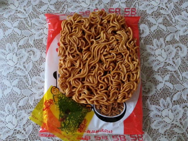 エスビー食品 ホンコンやきそば ¥100_b0042308_1528574.jpg
