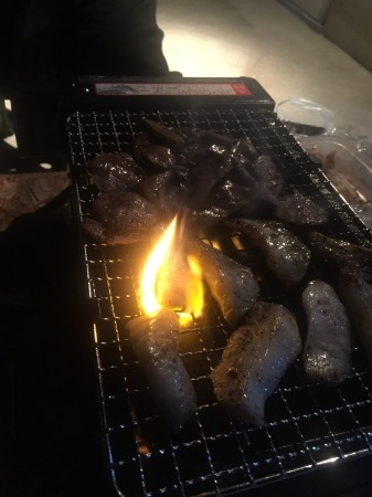 WTK 〜宴 in ガレージ!_c0332424_20582946.jpg