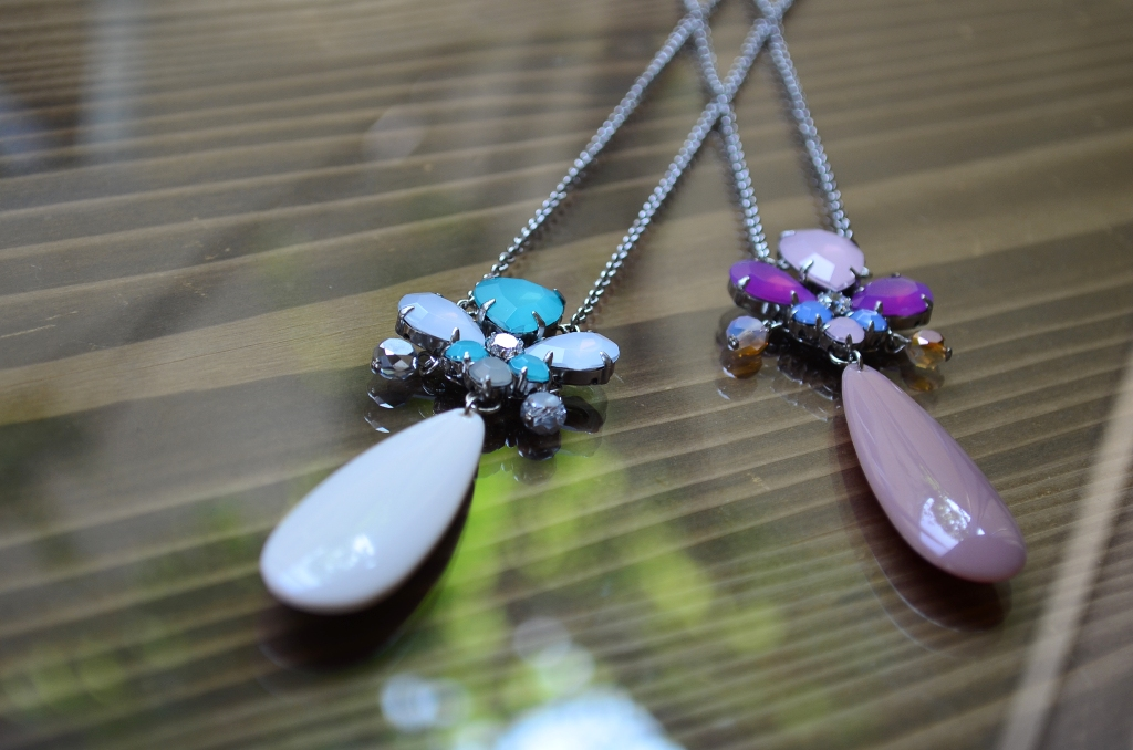"""""""ALLURE  2015 Summer  Accessory Collection~ロングネックレス編\""""_d0153941_15194432.jpg"""