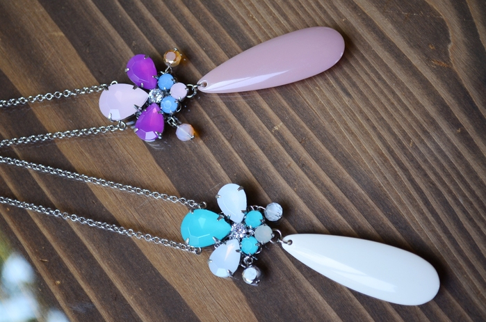 """""""ALLURE  2015 Summer  Accessory Collection~ロングネックレス編\""""_d0153941_15194814.jpg"""