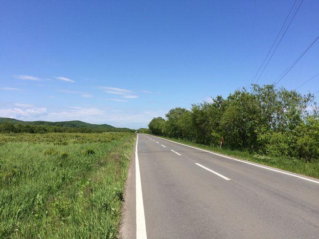 釧路湿原マラソン30kmコース試走_a0156548_18275261.jpg