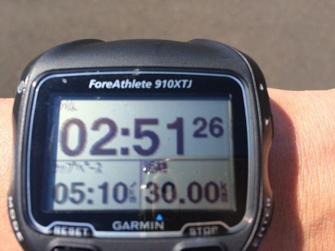 釧路湿原マラソン30kmコース試走_a0156548_1828524.jpg