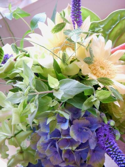 父の日にはお花を。。。_a0229658_1612593.jpg