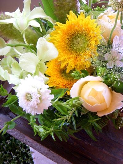 父の日にはお花を。。。_a0229658_1618259.jpg