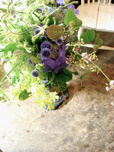 父の日にはお花を。。。_a0229658_16424219.jpg