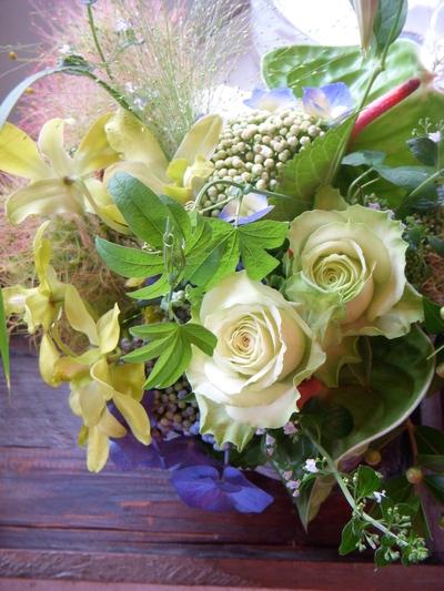 父の日にはお花を。。。_a0229658_16445811.jpg