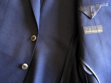 ~夏にお似合い~ 「BLUE ジャケット」 編_c0177259_20441332.jpg