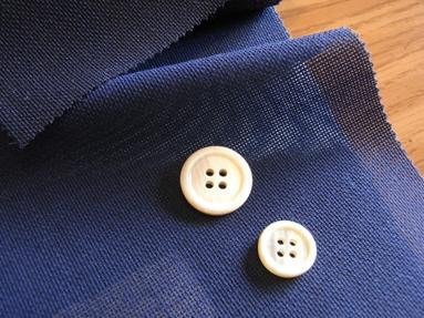 ~夏にお似合い~ 「BLUE ジャケット」 編_c0177259_20491480.jpg