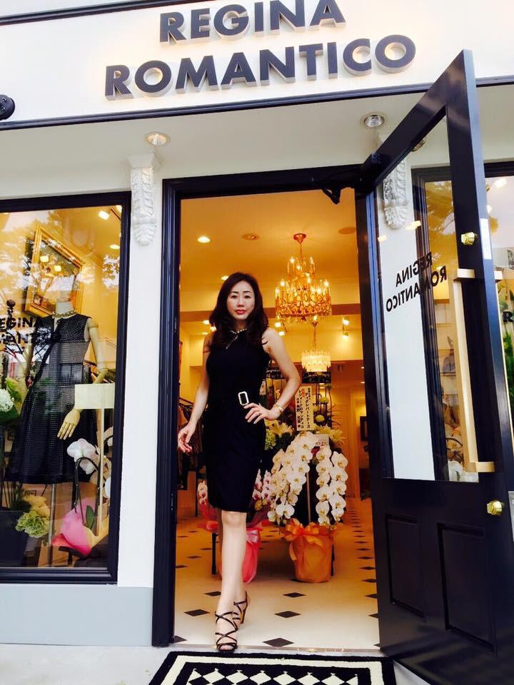 Regina Romantico 京都 北山店_f0342875_23015862.jpg