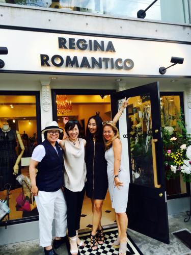 Regina Romantico 京都 北山店_f0342875_23015883.jpg