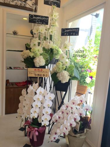 Regina Romantico 京都 北山店_f0342875_23015976.jpg