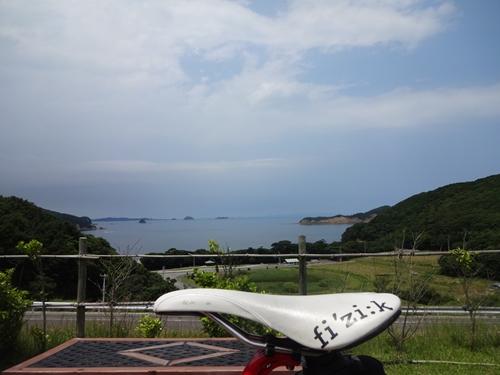 久しぶりの自転車-蒲生田へ-_e0201281_2124415.jpg