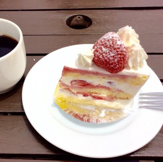 ** ストロベリーショートケーキさんのイベント **_d0147488_16341841.jpg
