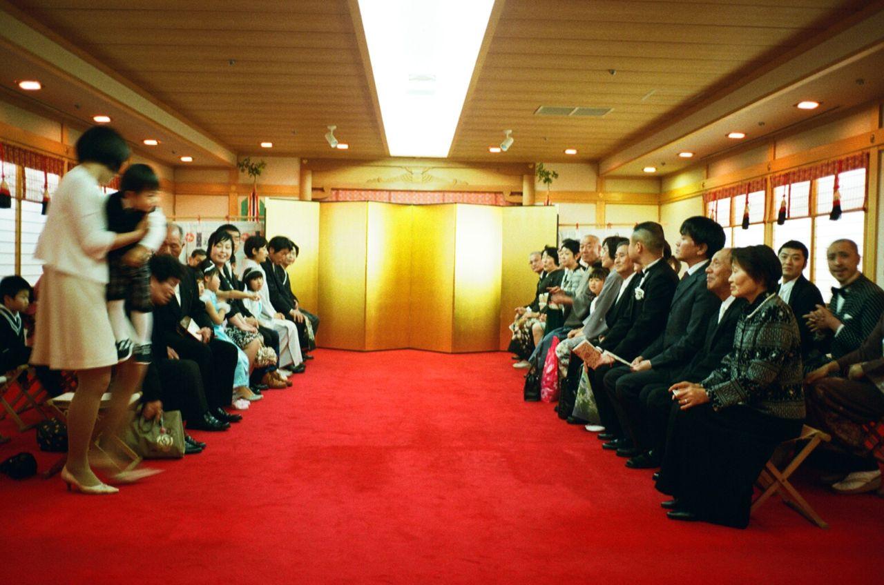 さかなくんときよちゃんの結婚式_f0170995_1113219.jpg