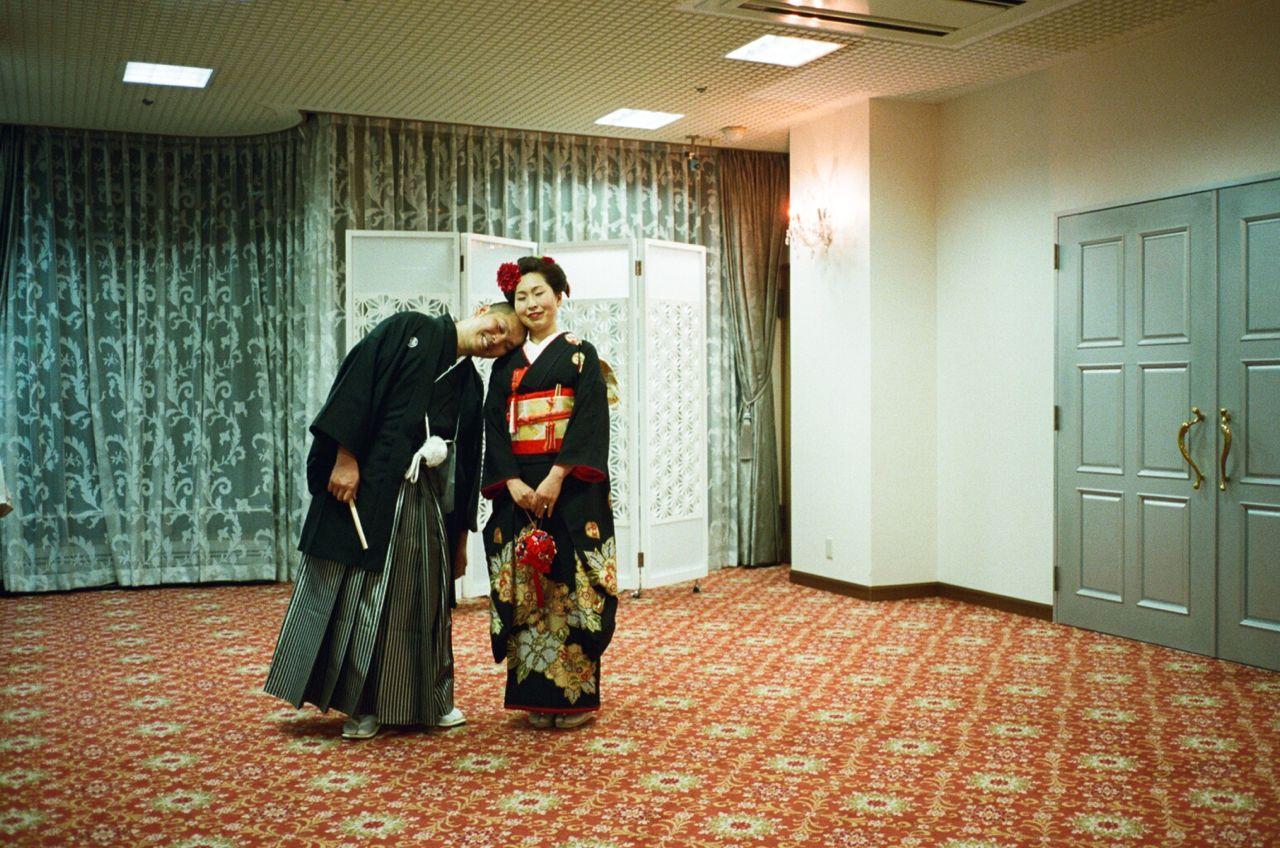 さかなくんときよちゃんの結婚式_f0170995_1125410.jpg