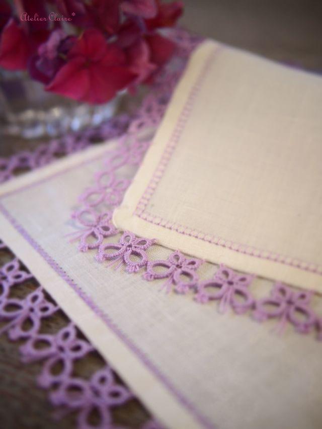 紫陽花シリーズの花刺繍のカルトナージュ_a0157409_08383976.jpg