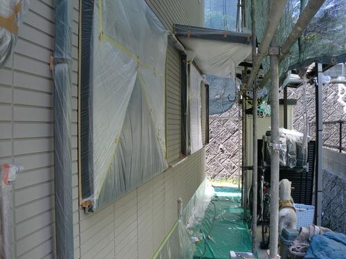 安佐南区 H様邸・外壁塗装工事_d0125228_730889.jpg