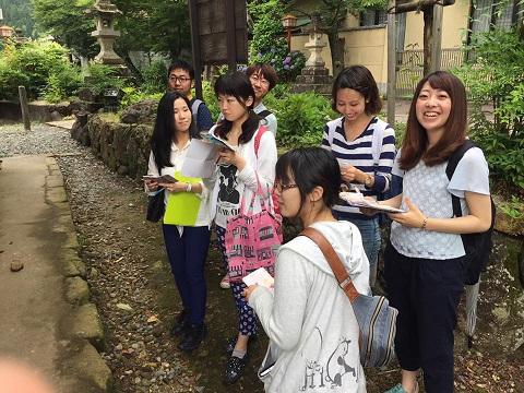/// 団体・グループの楽しい町歩きはいかがですか? ///  _f0112434_13295582.jpg