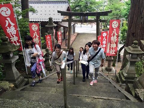 /// 団体・グループの楽しい町歩きはいかがですか? ///  _f0112434_13322658.jpg