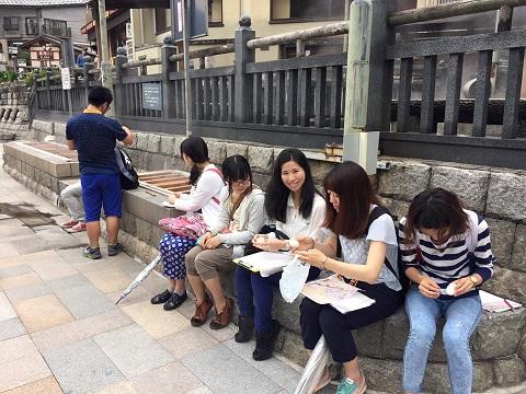 /// 団体・グループの楽しい町歩きはいかがですか? ///  _f0112434_13333093.jpg