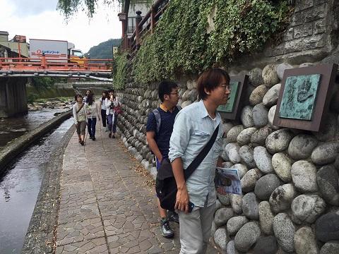 /// 団体・グループの楽しい町歩きはいかがですか? ///  _f0112434_13351295.jpg