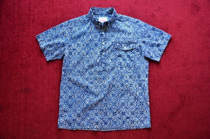 夏は柄シャツが着たい‼_c0167336_18512945.jpg
