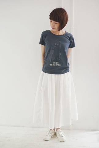 白くまTシャツ。_e0247148_21325372.jpg
