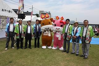 2015年 花菖蒲祭り_c0208355_1555335.jpg