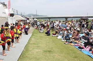 2015年 花菖蒲祭り_c0208355_1626286.jpg