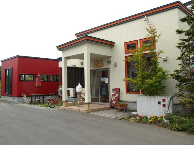 ル・ブーランジェ オゾ(OZO Cafe) その2_d0153062_9222190.jpg