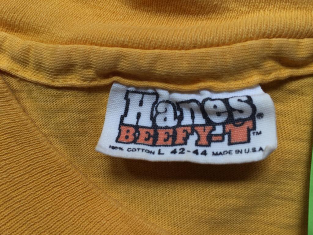 神戸店6/24(水)ヴィンテージ&ミリタリーT入荷!#2  Vintage Hanes+Russell!!! (T.W.神戸店)_c0078587_22353880.jpg