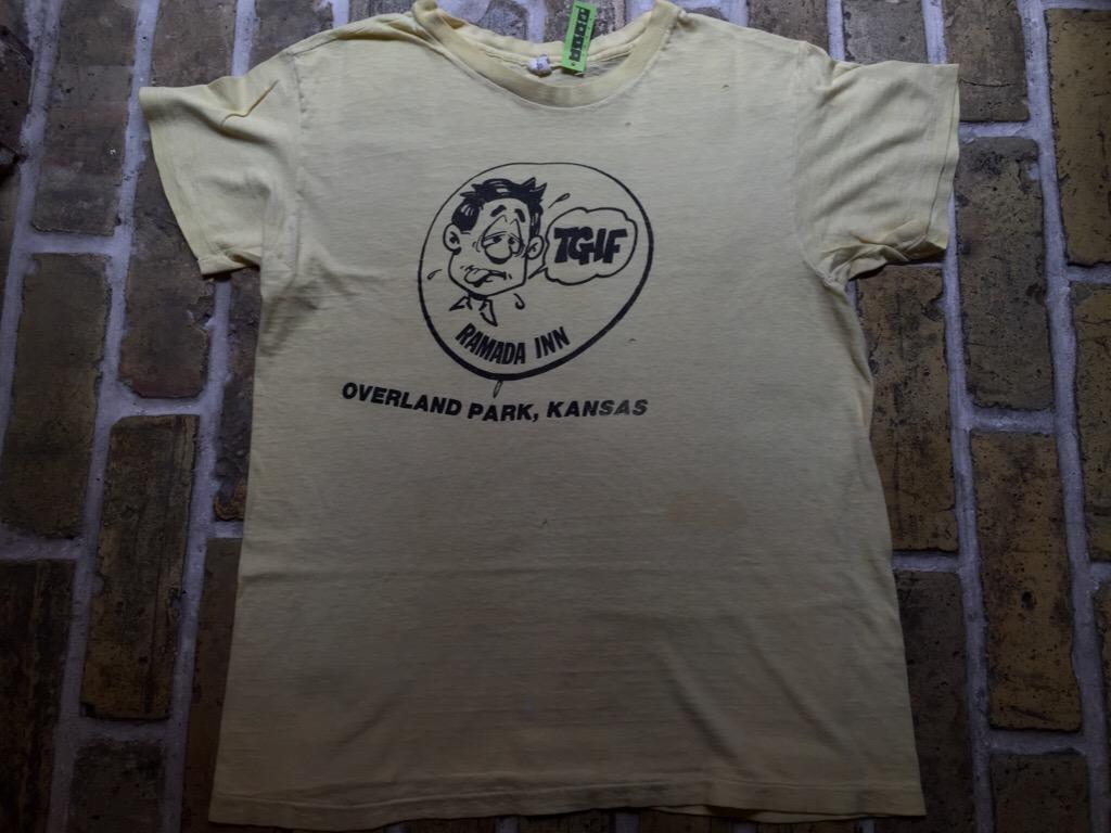 神戸店6/24(水)ヴィンテージ&ミリタリーT入荷!#2  Vintage Hanes+Russell!!! (T.W.神戸店)_c0078587_22374080.jpg