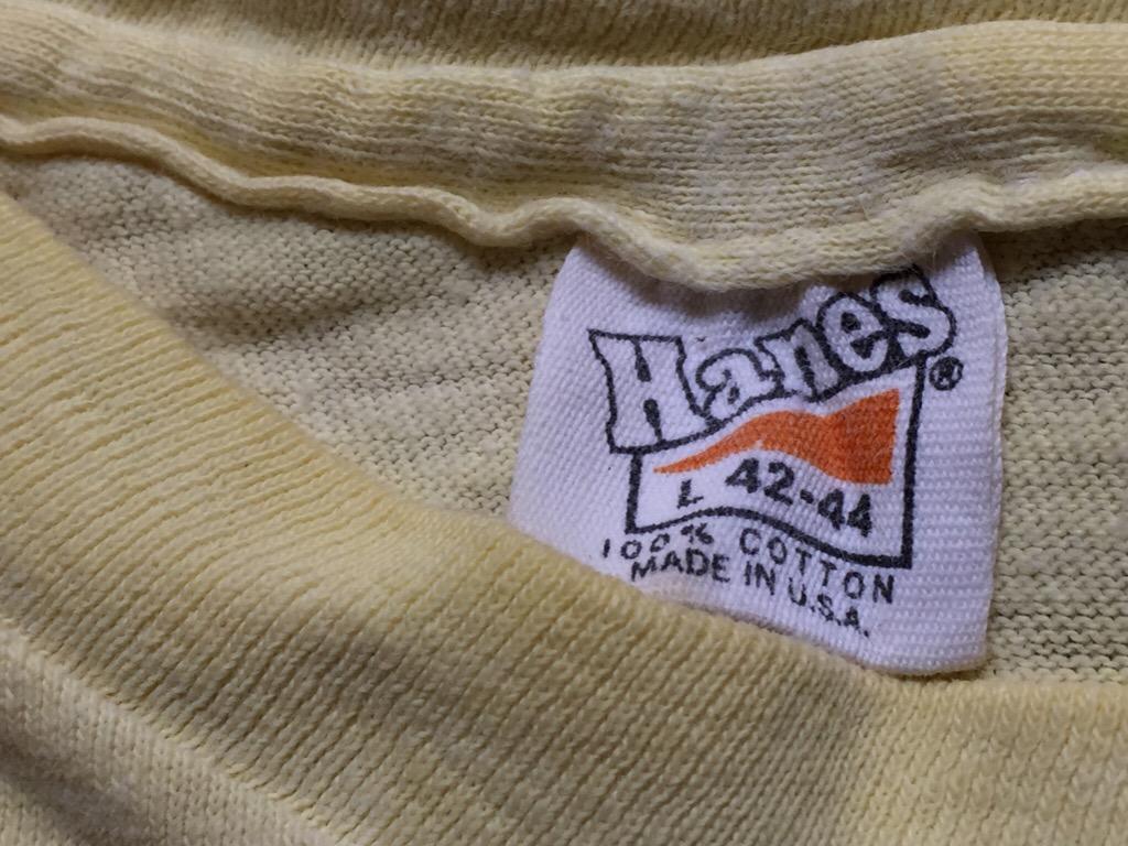 神戸店6/24(水)ヴィンテージ&ミリタリーT入荷!#2  Vintage Hanes+Russell!!! (T.W.神戸店)_c0078587_22382994.jpg