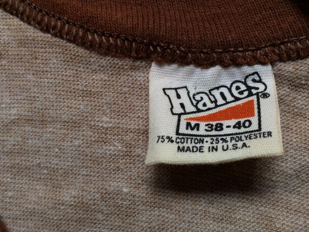 神戸店6/24(水)ヴィンテージ&ミリタリーT入荷!#2  Vintage Hanes+Russell!!! (T.W.神戸店)_c0078587_22403647.jpg