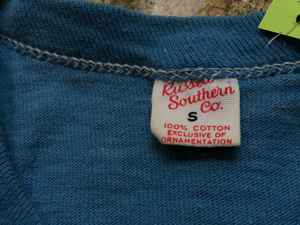 神戸店6/24(水)ヴィンテージ&ミリタリーT入荷!#2  Vintage Hanes+Russell!!! (T.W.神戸店)_c0078587_22493872.jpg