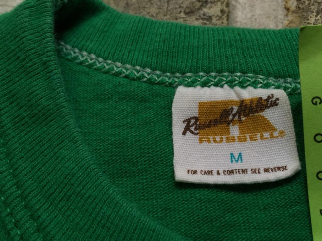 神戸店6/24(水)ヴィンテージ&ミリタリーT入荷!#2  Vintage Hanes+Russell!!! (T.W.神戸店)_c0078587_22554311.jpg