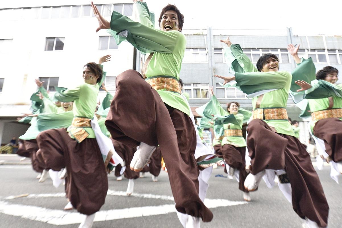 犬山踊芸祭「浜松学生連 鰻陀羅」_f0184198_15382591.jpg