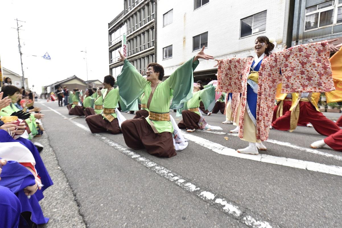 犬山踊芸祭「浜松学生連 鰻陀羅」_f0184198_15383254.jpg