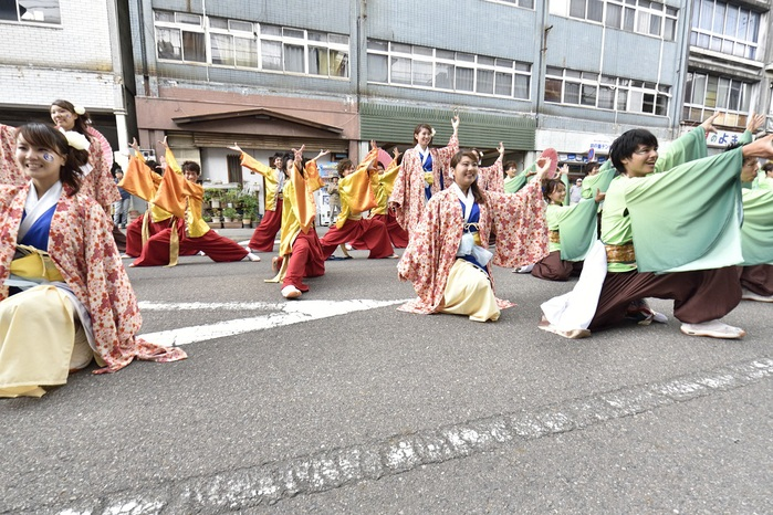 犬山踊芸祭「浜松学生連 鰻陀羅」_f0184198_15384545.jpg
