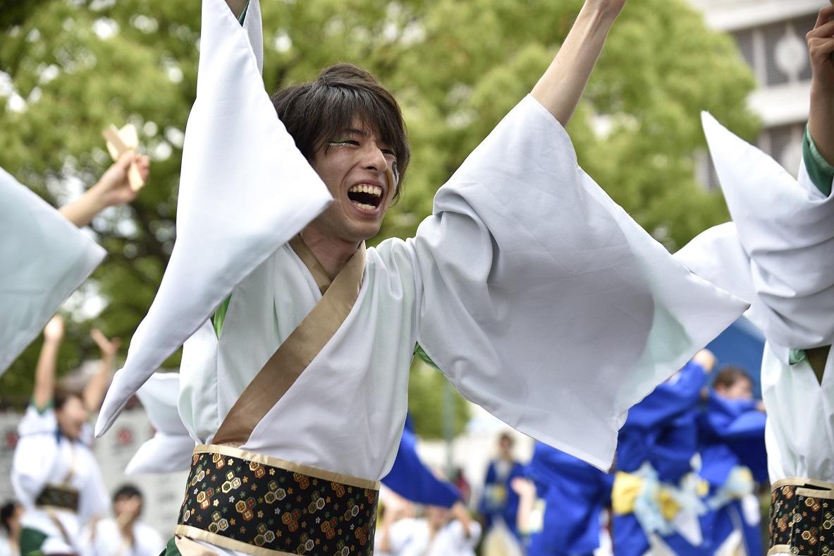 犬山踊芸祭「浜松学生連 鰻陀羅」_f0184198_15391989.jpg