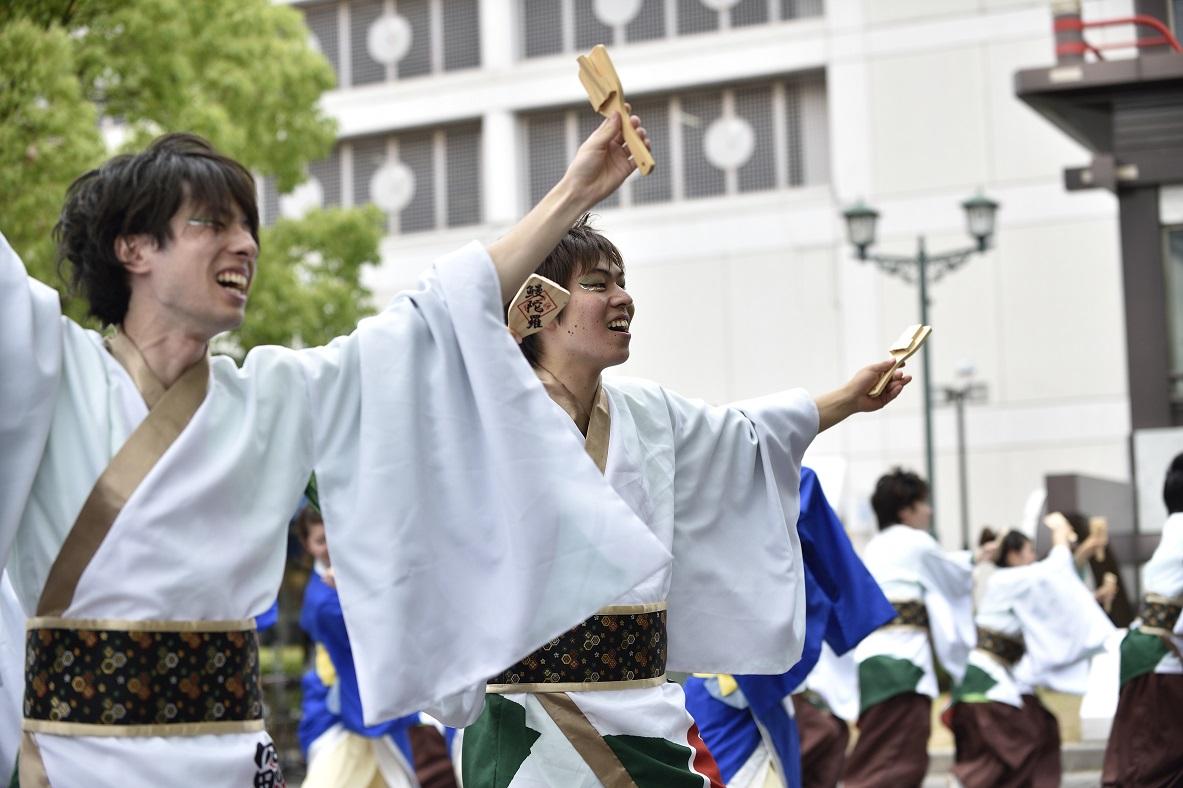 犬山踊芸祭「浜松学生連 鰻陀羅」_f0184198_15392649.jpg
