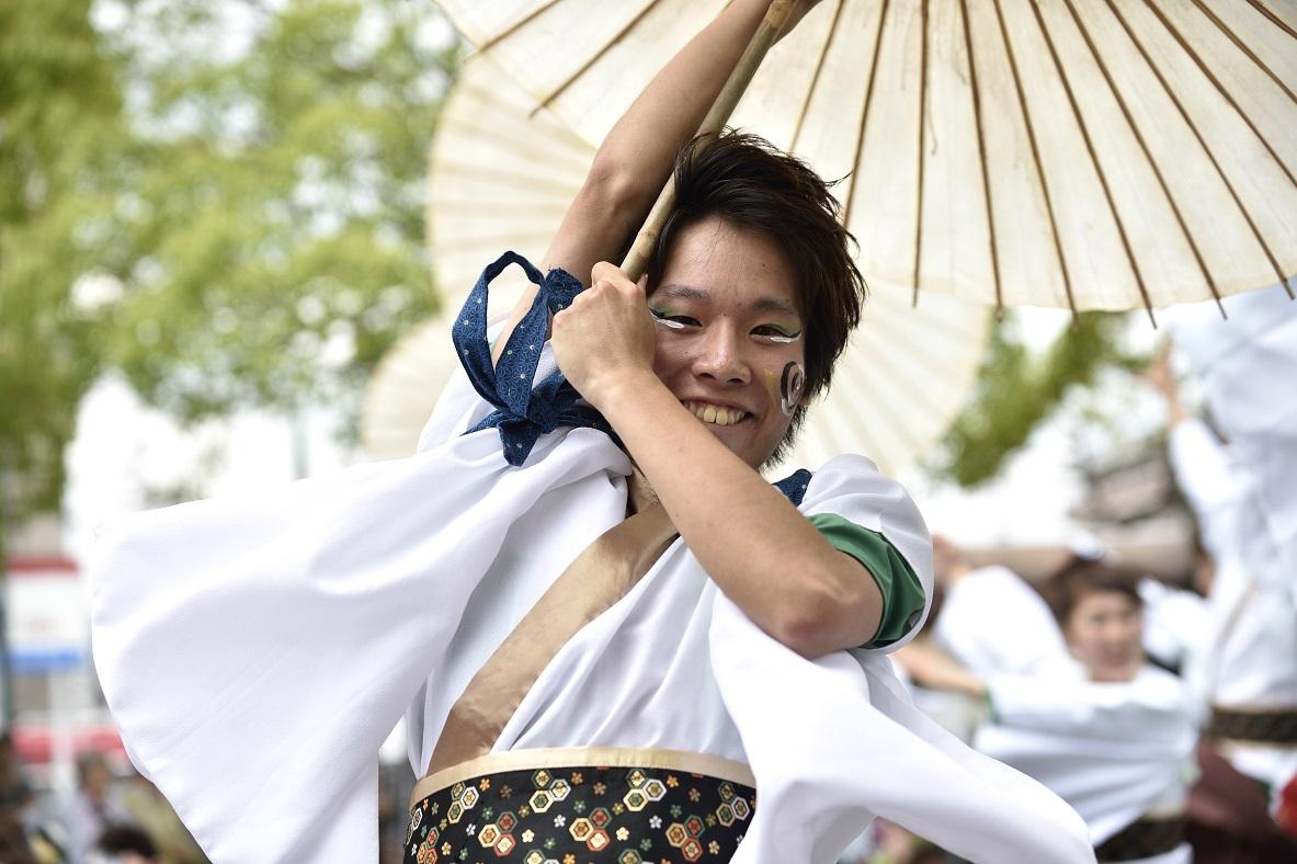 犬山踊芸祭「浜松学生連 鰻陀羅」_f0184198_15393220.jpg