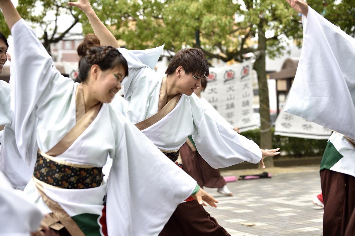 犬山踊芸祭「浜松学生連 鰻陀羅」_f0184198_15395965.jpg