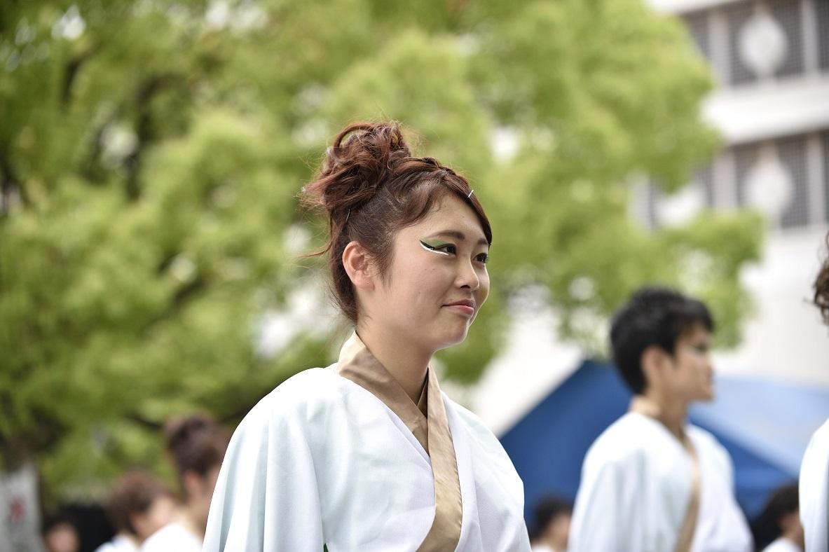 犬山踊芸祭「浜松学生連 鰻陀羅」_f0184198_1539731.jpg