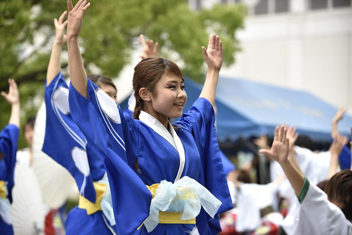犬山踊芸祭「浜松学生連 鰻陀羅」_f0184198_1540193.jpg