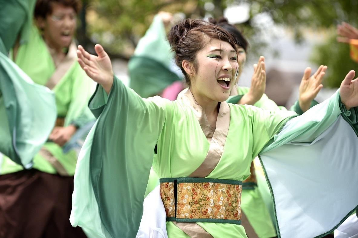 犬山踊芸祭「浜松学生連 鰻陀羅」_f0184198_15405429.jpg